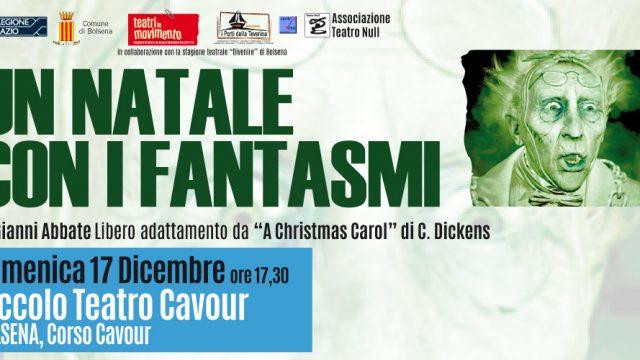 Un Natale con i fantasmi a Bolsena