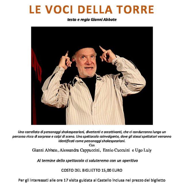 Le voci della torre al Castello d'Alviano