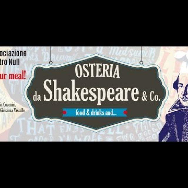 Osteria da Shakespeare & co.